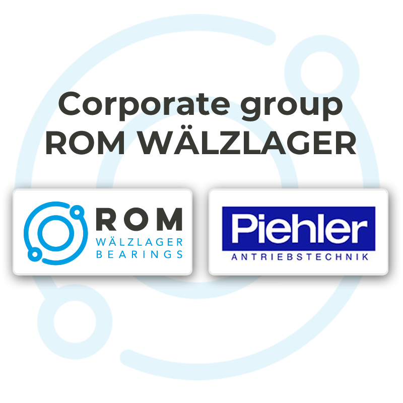 Corporate group ROM WÄLZLAGER